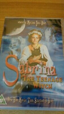 £29.99 • Buy Sabrina The Teenage Witch : The Movie (DVD, 2005) Brand New, Sealed Rare Uk Oop