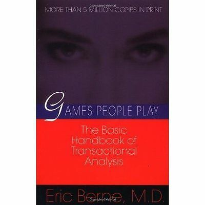£9.55 • Buy Games People Play: The Psychology Of Human Relationships By Eric Berne...