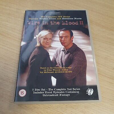 £3 • Buy Wire In The Blood - Series 2 DVD