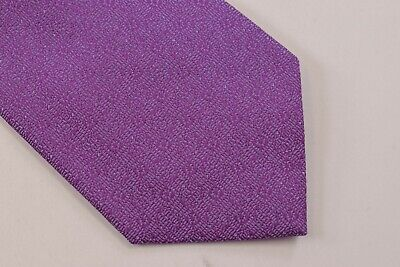 £79.64 • Buy Charvet NWOT Neck Tie In Purple Lilac Made In France Silk $250 Brand New