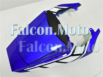 $258 • Buy Rear Tail Seat Cover Fairing Fit For YZF R6 03-05 R6S 06-09 Blue White Black AAN
