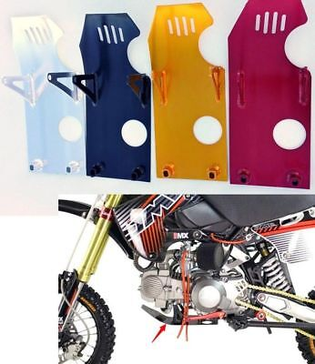 £18.80 • Buy Pit Bike Skid Plate Engine Motor Protect For Honda CRF50 XR50 CRF70 Lifan 125cc