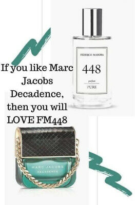 £16 • Buy FM 448 Pure Collection Federico Mahora Perfume For Women 50ml
