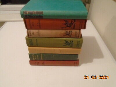 £34.99 • Buy  P.G. Wodehouse - 7 Classic Hardbacks  - See Text For Titles