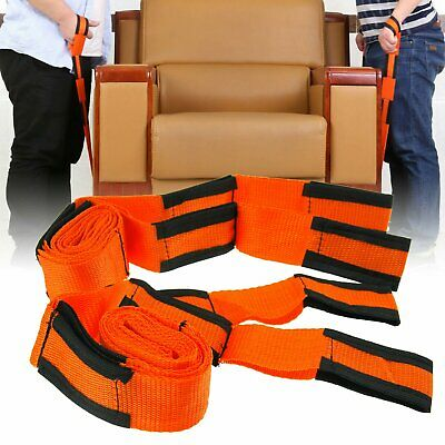AU16.45 • Buy Lifting Moving Straps Harnesses Furniture Cargo Movers Aid Shoulder Heavy Duty