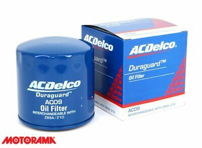 AU8.65 • Buy Genuine AC Delco Oil Filter AC09 Interchangeable With Z89A & Z10 NEW GM#19266429