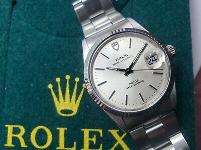 $ CDN1999 • Buy Vintage Tudor Prince Oysterdate  75204 By **Rolex**  White Gold Bezel