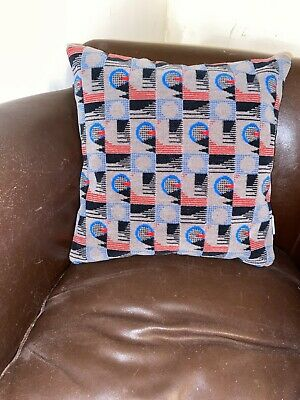Cushion London Underground Jubilee Line Barman Priority Seat  Moquette • 44.95£
