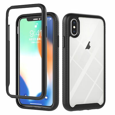 AU10.59 • Buy For IPhone Samsung Motorola Shockproof 3in1 Full Body Heavy Duty Back Cover Case