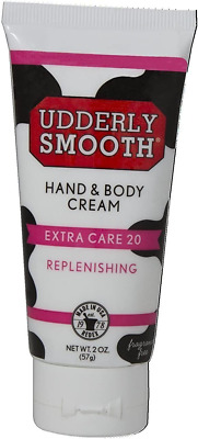 AU19.55 • Buy Udderly Smooth Extra Care Cream With 20% Urea, Unscented, 2 Ounce