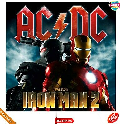 £10.95 • Buy AC/DC Iron Man 2 Soundtrack New CD Best Of Greatest Hits Highway To Hell ACDC UK