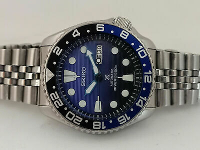 $ CDN136.16 • Buy Lovely Save The Ocean Mod Seiko 7s26-0020 Skx007 Automatic Mens Watch 351012