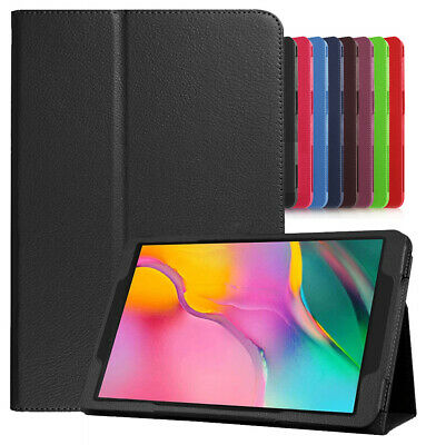 £6.99 • Buy Folding Folio Leather Book Case Cover For Samsung Galaxy Tab 2 10.1 P5100 P5110