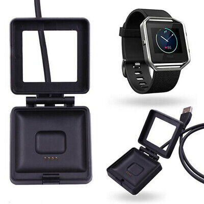 $ CDN1.20 • Buy Cable Dock Replacement Charger Data For Fitbit Blaze Watch Power USB Charging