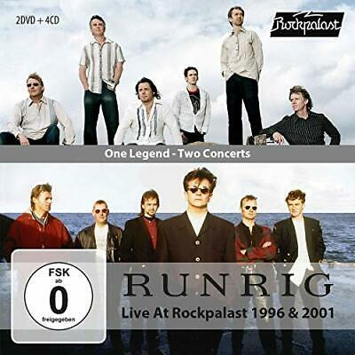 £25.10 • Buy Runrig-One Legend Two Concerts Live At Rockpalast CD NEW