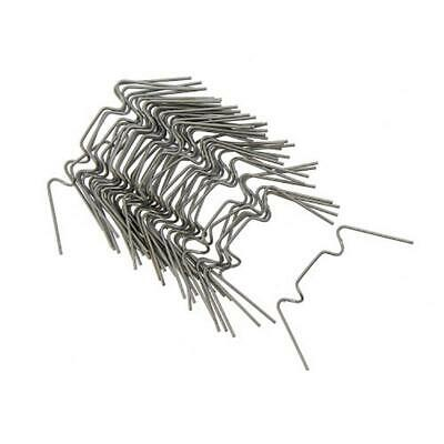 £5.15 • Buy ALM Greenhouse Spring Wire Glass Glazing Window W Clips Pack Of 50 GH001