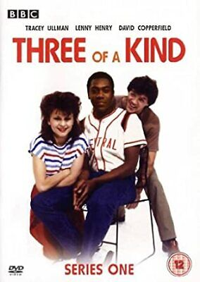 £26.85 • Buy Three Of A Kind - Series One 1 Bbc Dvd