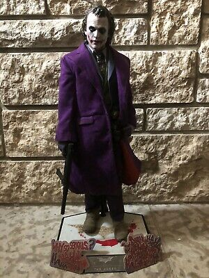 $480.63 • Buy The Joker 1/4 Scale Figure By Hot Toys Special Edition