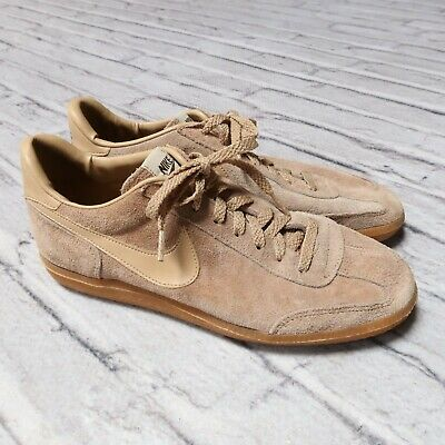 AU516.05 • Buy Vintage 70s 80s Nike Made In England Sneakers Shoes Big Logo Rare