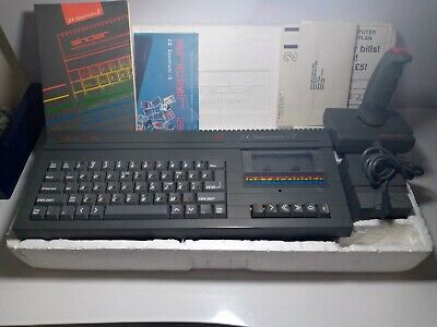 £190 • Buy SINCLAIR ZX SPECTRUM +2 128K COMPUTER SYSTEM With Box