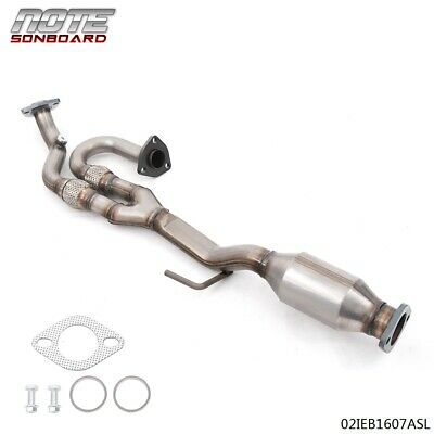 $121.39 • Buy For 2004-2006 Nissan Quest Maxima 3.5L Catalytic Converter Flex Exhaust Y-Pipe