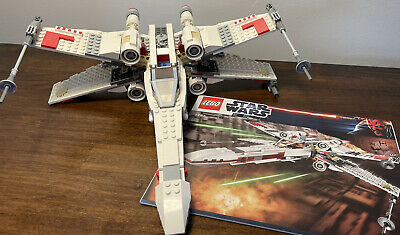 £36.18 • Buy LEGO 9493 - Star Wars - Xwing Starfighter 90% Complete