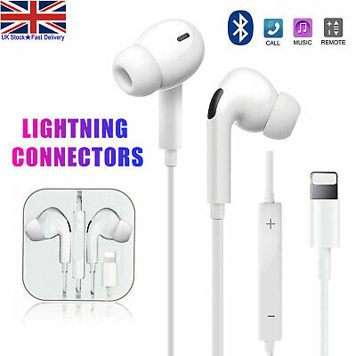 £3.97 • Buy Bluetooth Wired Earphone Headphones Headset For Phone 12 11 Pro Max X XR XS 8 7