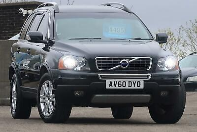 2010 Volvo XC90 2.4 D5 SE Geartronic AWD 5dr • 4,489£