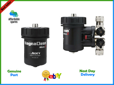 £79.99 • Buy  Adey MagnaClean Professional Micro 2 Magnetic Central Heating Filter 22mm New*