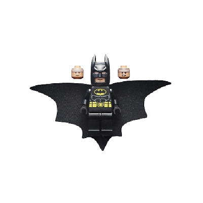 £4.49 • Buy LEGO DC - Sh648 Batman - (Type 2 Cowl, Outstretched Cape) - NEW