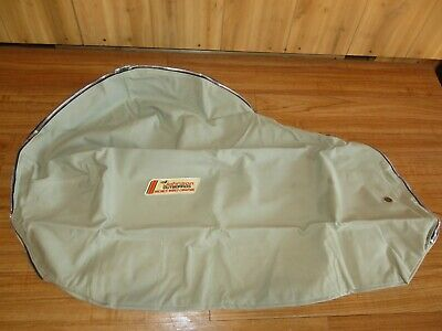 AU251.58 • Buy NOS 1970's 15SS 9.9 15 Hp Johnson Racing Outboard Motor Storage Canvas Bag