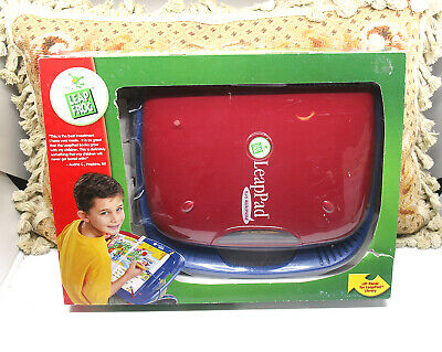 £35.94 • Buy NEW! LEAP FROG LEAP PAD W/ MICROPHONE LEARNING SYSTEM AGES 4-8