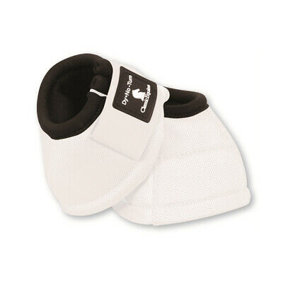 $29.99 • Buy CLASSIC EQUINE Dyno White Turn Bell Boots (CDN100W)