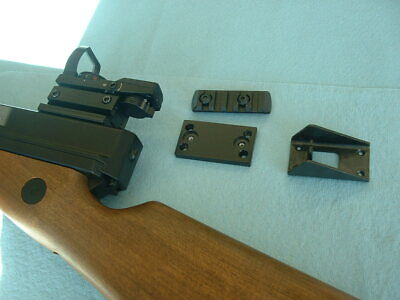 $18.75 • Buy LEGENDS Full Auto M1A1 Co2 Powered .177 BB/// A PART TO PUT A PICATINNY RAIL ON