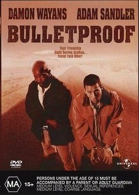 AU19.99 • Buy Bulletproof : Adam Sandler : NEW DVD