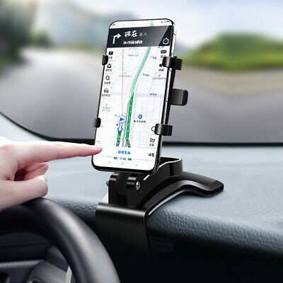 AU15.32 • Buy 360° Car Dashboard Mount Holder Stand Clip Accessories For IPhone Cell Phone GPS