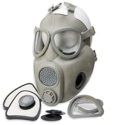 $34.99 • Buy Czech Gas Mask M10 With Filter Emergency Survival NBC
