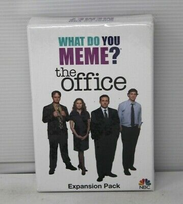 AU28.82 • Buy What Do You Meme? The Office (Expansion Pack) - NEW