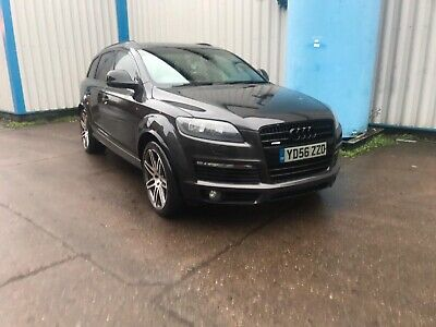Audi Q7 2007 Sline Free Uk Delivery Swap Px Why   • 5,995£