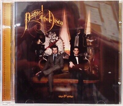 £3.99 • Buy Panic! At The Disco - Vices & Virtues (CD 2011)