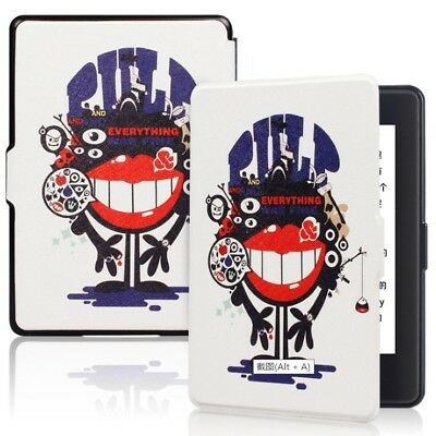 £4.99 • Buy Magnetic Painted Shell Case Cover Sleeve For Amazon 2016 Kindle 8th 558 958
