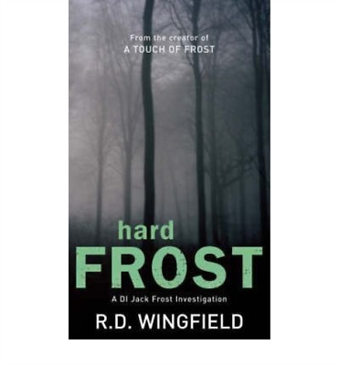 £9 • Buy Wingfield,r D-hard Frost Book New