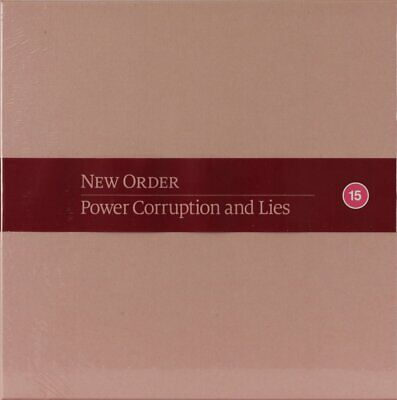 £139.95 • Buy New Order, Power Corruption And Lies  Vinyl Record *NEW*