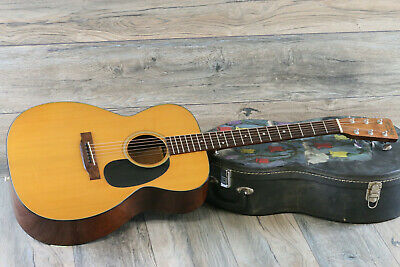 $2595 • Buy Vintage And Clean! Martin 000-18 1971 Natural Acoustic Guitar + OHSC