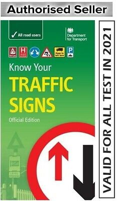 £6.98 • Buy Know Your TRAFFIC Signs Book