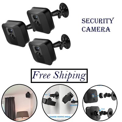 Blink Outdoor Camera Wall Mount Bracket, Weatherproof Protective Housing With 3 • 11.99£
