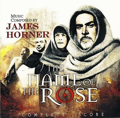 £21.29 • Buy NAME OF THE ROSE James Horner COMPLETE SCORE