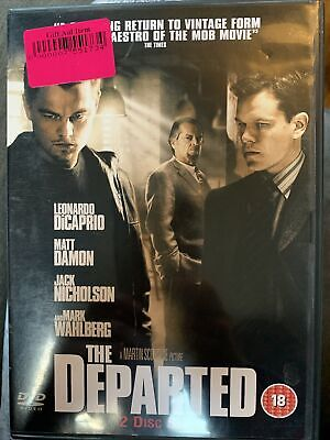 £1.50 • Buy The Departed (DVD, 2007, 2-Disc Set)
