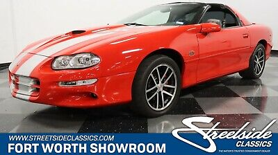 $34995 • Buy 2002 Chevrolet Camaro SS 35TH Anniversary SLP Edition Treated As The Collectible It Is W/ Only 13k Miles, Exceptionally Clean 35th Ann