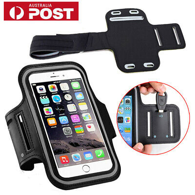 AU7.99 • Buy For Sony Xperia Pro 5II XA1 XZ2 L3 L4 Sports Arm Band Phone Holder Bag Exercise